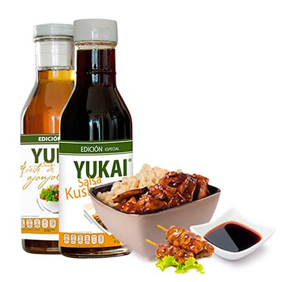 YUKAI® - Productos Orientales - Salsas