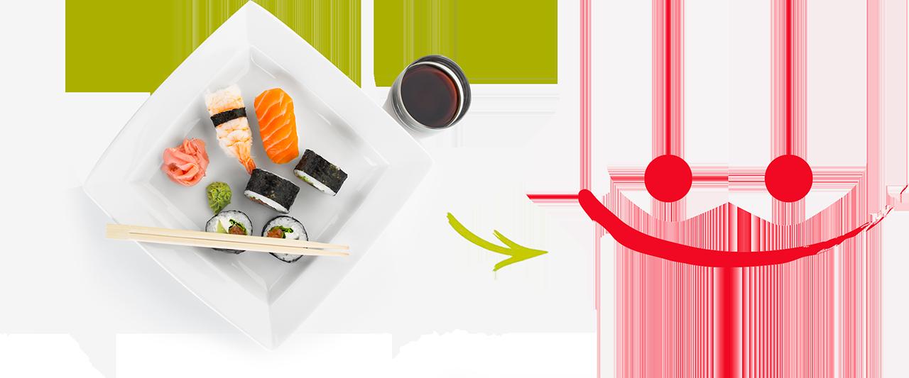 Productos orientales - Sushi