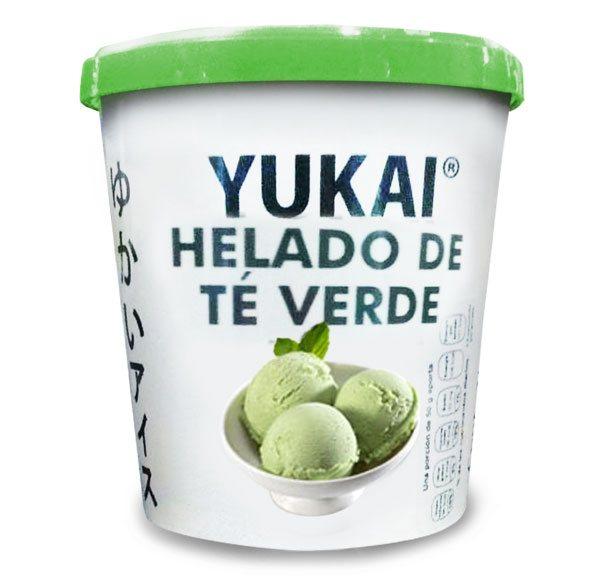 Helado de Té Verde - YUKAI® - Productos Orientales