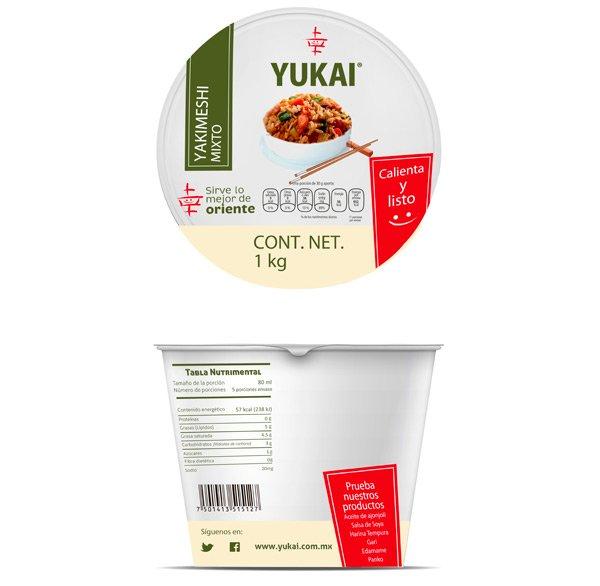 Yakimeshi - YUKAI® - Productos Orientales