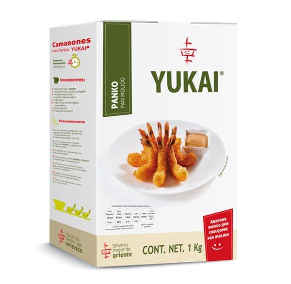 Panko (Pan Molido) - YUKAI® - Productos Orientales