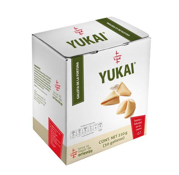 Galleta de la Fortuna - YUKAI® - Productos Orientales