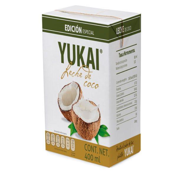 Leche de Coco - YUKAI® - Productos Orientales