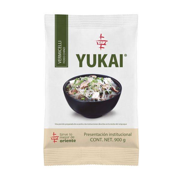 Vermicelli Fideo Chino - YUKAI® - Productos Orientales