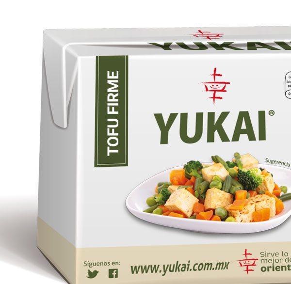 Tofu firme - YUKAI® - Productos Orientales