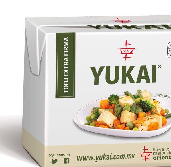 Tofu Extra Firme - YUKAI® - Productos Orientales
