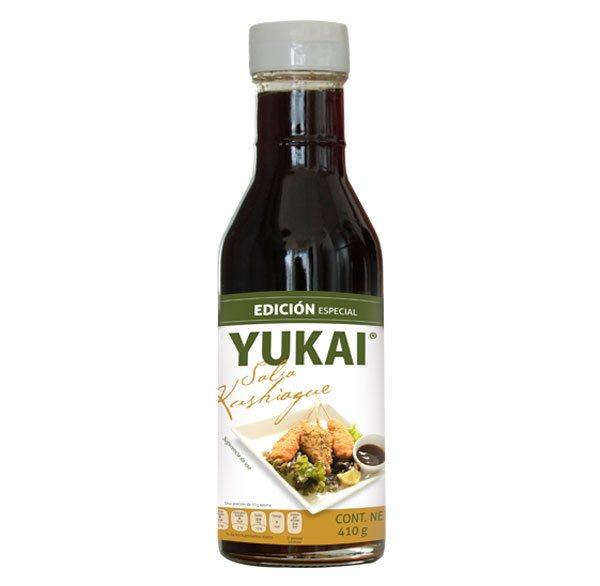 Salsa Kushiague - YUKAI® - Productos Orientales