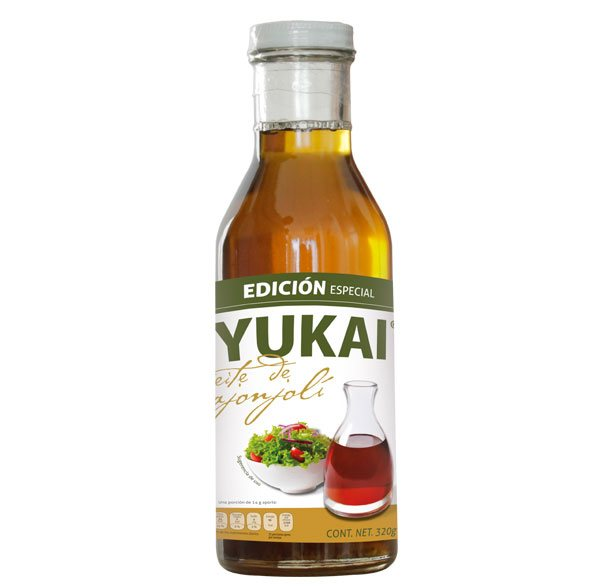 Aceite de ajonjolí - YUKAI® - Productos Orientales