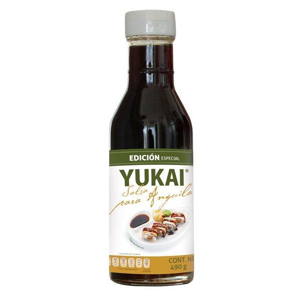 Salsa para Anguila - YUKAI® - Productos Orientales