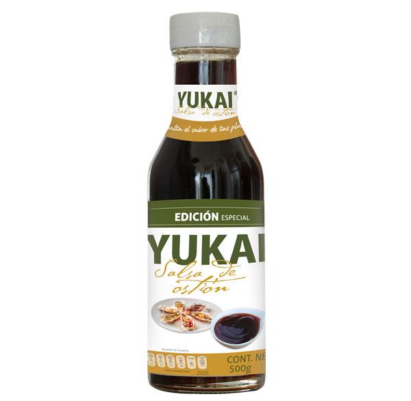 Salsa de Ostión - YUKAI® - Productos Orientales