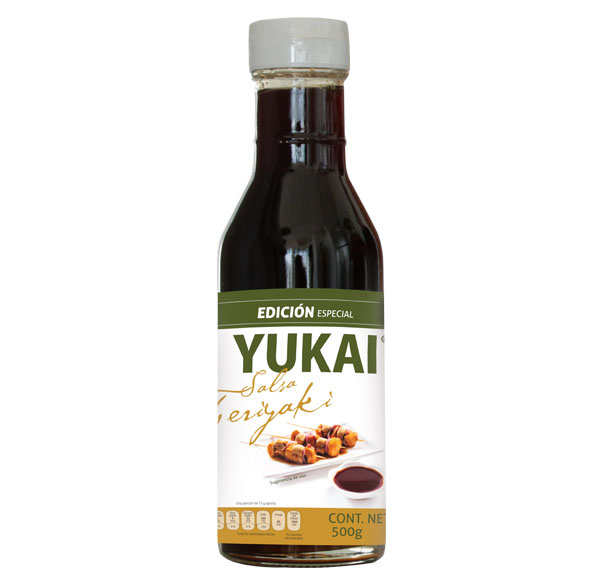 Salsa Teriyaki - YUKAI® - Productos Orientales