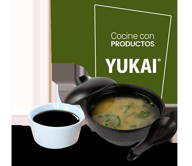 Sopa Miso con Vermicelli YUKAI®